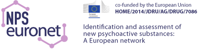 NPS euronet Identification and assessment of new psychoactive substances: a european network